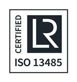 Πιστοποίηση ISO 13485:2016 από τον Φορέα Πιστοποίησης Lloyd's